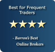 Barrons Best for Frequent Traders