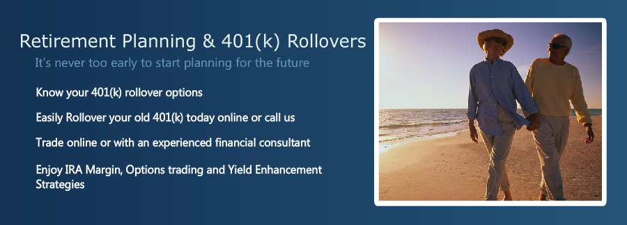 Retirement Planning & 401(k) Rollovers